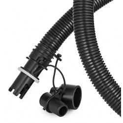 Vysokotlaká elektrická vzduchová pumpa kompresor 800l/min (5)