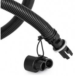 Vysokotlaká elektrická vzduchová pumpa kompresor 800l/min (7)