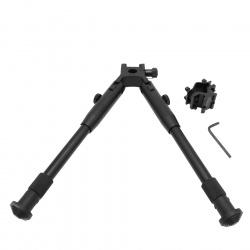 sklopná dvojnožka Bipod teleskopická na RIS lištu s montáží (3)