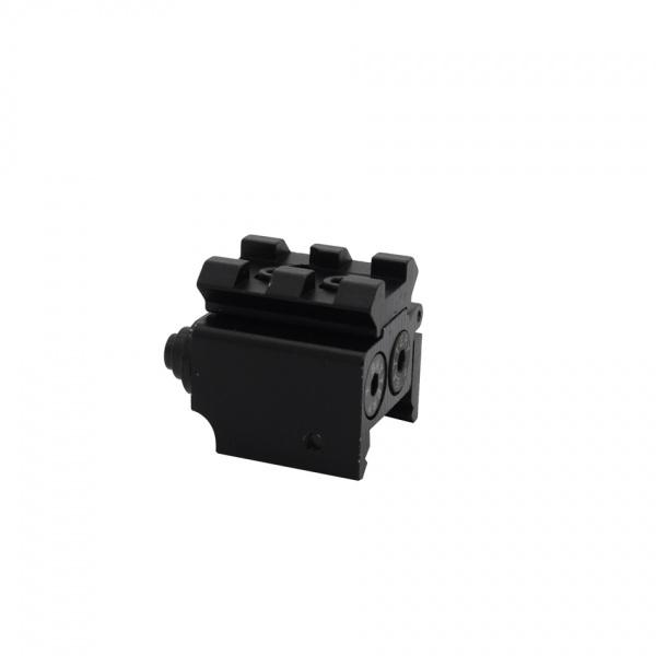 Kompaktní laser s horní lištou RIS montáž na 22mm