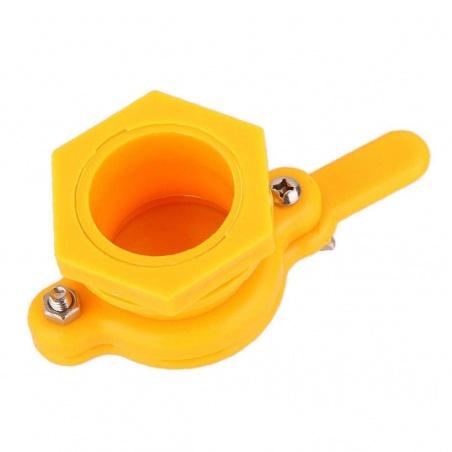 Kohout vypouštěcí ventil plastový ke stáčecí nádobě