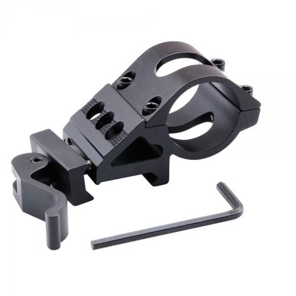 """Rychloupínací boční montáž svítilny nebo laseru 25,4mm (1"""")"""