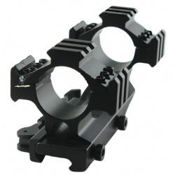 Rychloupínací předsazená montáž na 22mm/25,4 a 30mm (1)