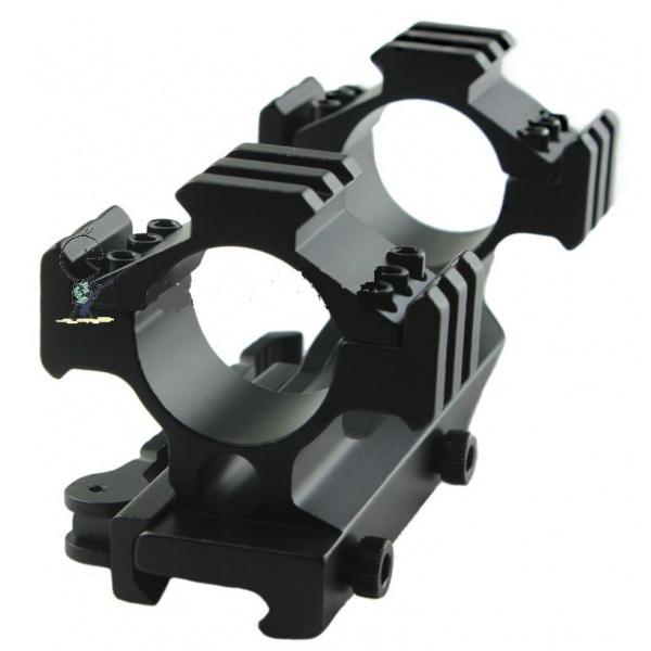 Rychloupínací předsazená montáž na 22mm/25,4 a 30mm (2)