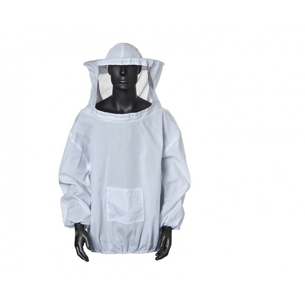 Včelařská bunda s kloboukem lehká 1