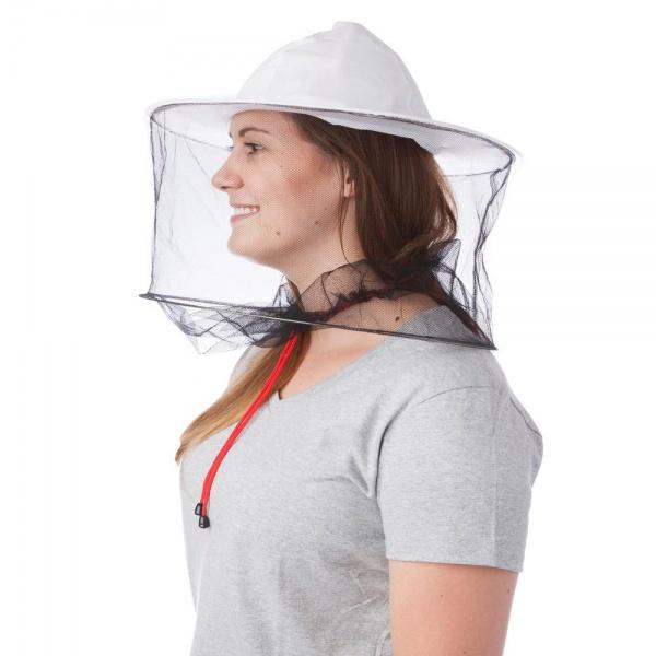 Včelařský klobouk se závojem
