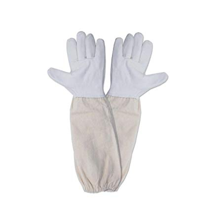Kožené včelařské rukavice