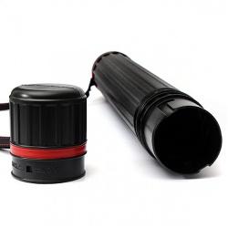 Teleskopické pouzdro na šípy s popruhem plastové (2)