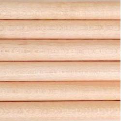 """Dřevěný šíp do luku 30"""" 8mm x 76cm plastové letky (2)"""
