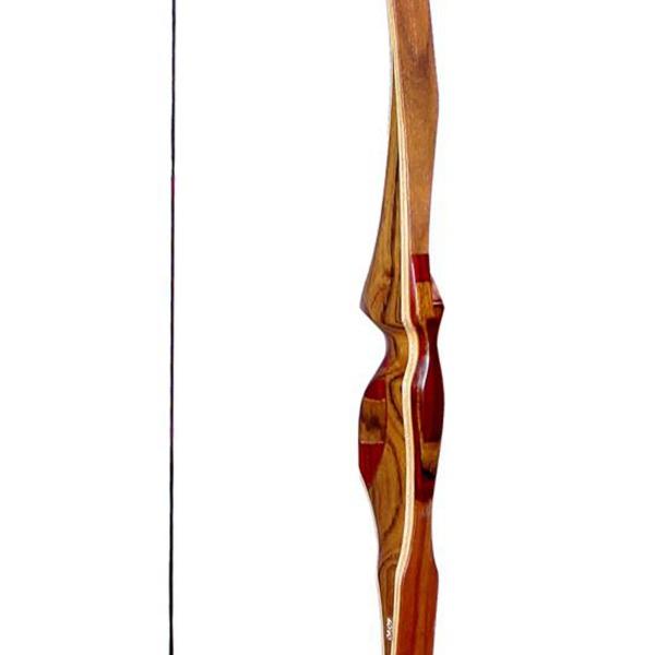 """Tradiční reflexní luk 60"""" Mormo 40lbs celodřevěný"""