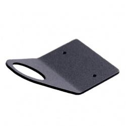 Držák měřiče motohodin na krk řízení rozteč 3,8 mm (2)
