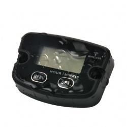 Bezdrátový měřič motohodin, vibrační, resetovatelný, voděodolný (3)