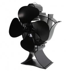 Ventilátor pro krby a kamna EKOVENT 85-320°C otočný(2)