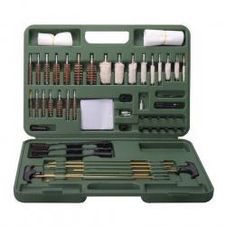 Čištění na zbraně univerzální DELUXE ROTHCO set 58ks 1
