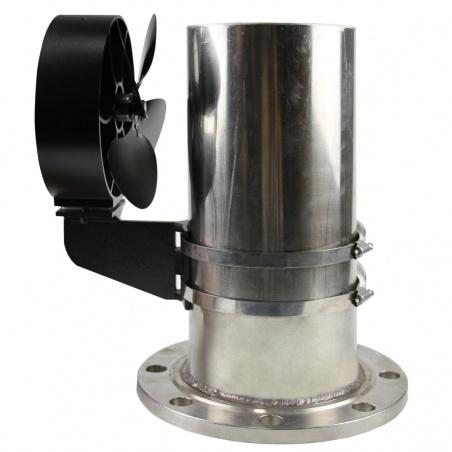 Ventilátor pro krby a kamna EKOVENT na kouřovod