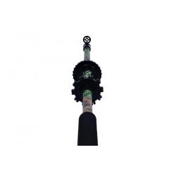 """Foukačka CAMO 48"""", 122 cm + 10 šipek"""
